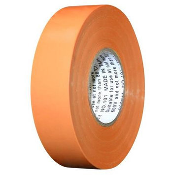 Intertape Polymer Group INTERTAPE 60' Orange All Weather Colored Electrical Marking Tape