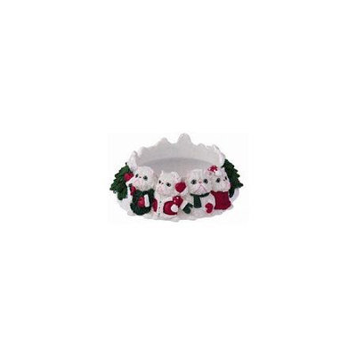 Espets Persian Cat Pet Candle Topper