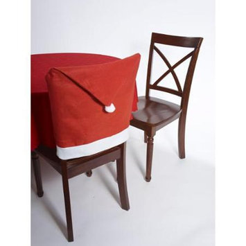 Forum Novelties Santa Hat Chair Cover: One Size