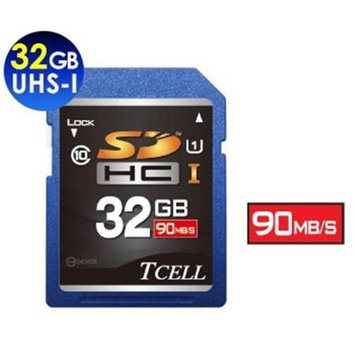 Tcell Technology Co., Ltd TCELL Technologies UHS-I SDHC 32GB 90MB Per Sec.