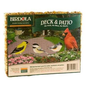 Birdola Products BDOLA54496 Deck & Patio Cake