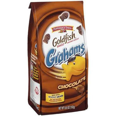 Goldfish Grahams Baked Chocolate