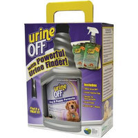 Urine Off Dog Sprayer / Led 500Ml - Part #: PT4001