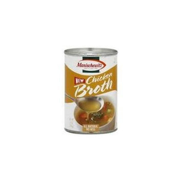 Manischewitz All Natural Chicken Broth (12x12 Oz)