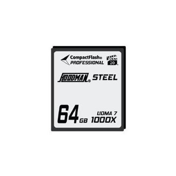 Hoodman HS7CF64 RAW 64GB CompactFlash Card 1000X