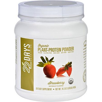 22 Days Nutrition Organic Plant Protein