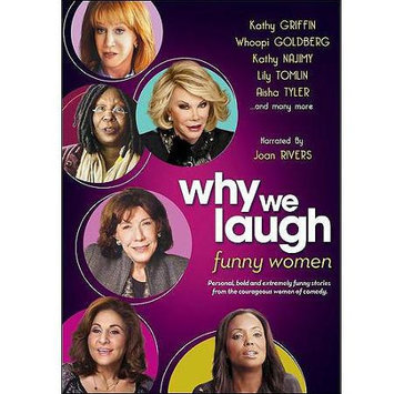 Why We Laugh: Funny Women (Widescreen) (DVD)