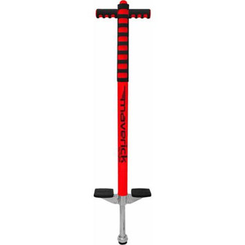 Flybar Maverick Pogo Stick, Red - 4020