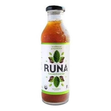 Runa Organic Guayusa Tea Traditional 14 fl oz