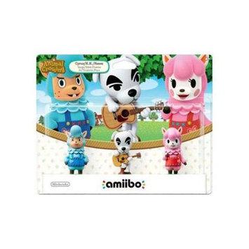 Nintendo - Amiibo Figures (animal Crossing Series Cyrus/k.k./reese)