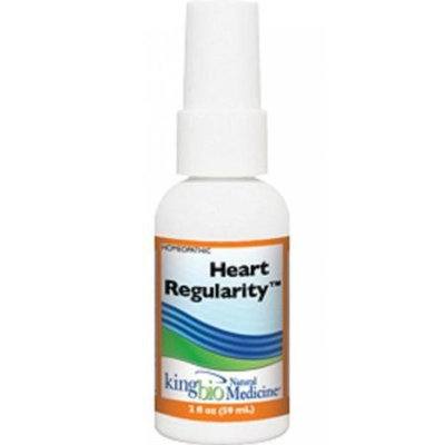 Heart Regularity 2 OZ by King Bio Natural Medicines