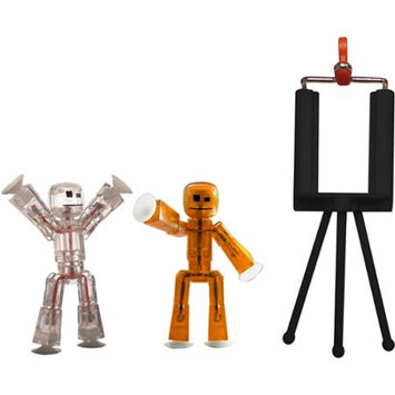 Zing Toys Stikbot Deluxe 2-Pack with Tripod