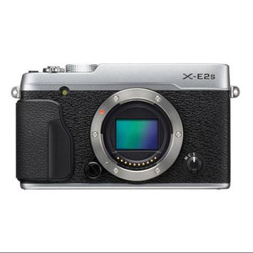 Fuji X-E2S Mirrorless Digital Camera Body, Silver