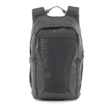 Lowepro Photo Hatchback 22L AW Backpack - Slate Gray
