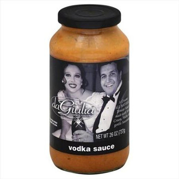 Da Giulia 26 oz. Vodka Pasta Sauce Case Of 12