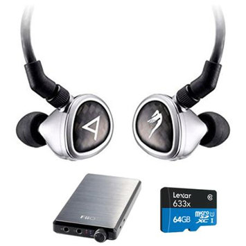 Astell & Kern Special Edition Layla II Headphones by JH Audio-Titan w/ FiiO E12 Pro Amp Bundle