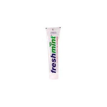 Freshmint NWI-CG46-144 Clear Gel Toothpaste 4.6 oz. 144 Per Case