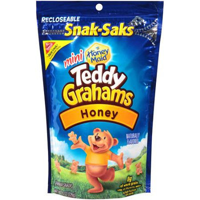 Mini Teddy Grahams Honey