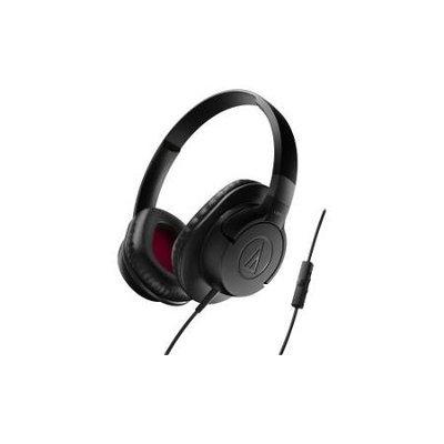Audio-technica Audio Technica AX1iS Over-Ear Headphones - Black