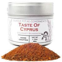 Gustus Vitae - Taste of Cyprus Seasoning - 1.7 oz.