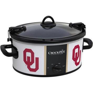 University Of Oklahoma NCAA Crock-Pot® Cook & Carry 6-Qt. Slow Cooker