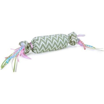 Worldwise Loved Ones Catnip Kick Candy Cat Toy - Green
