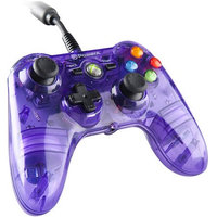 PowerA CPFA106053-01 Mini Pro EX Wired Controller for Xbox 360 - Translucent Purple