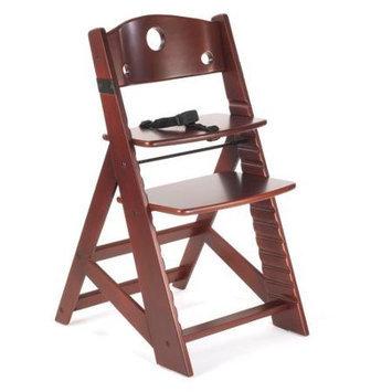 Keekaroo Height Right Kids Chair in Mahogany