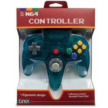Hyperkin Cirka N64 Controller Turquoise - Retail