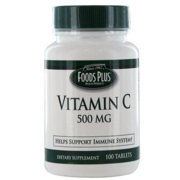 Wndmill Foods Plus Vitamin C 500mg 100 Tabs