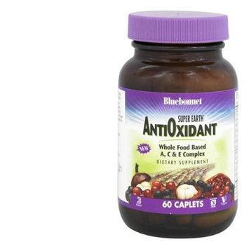 Bluebonnet Nutrition - Super Earth AntiOxidant - 60 Caplets