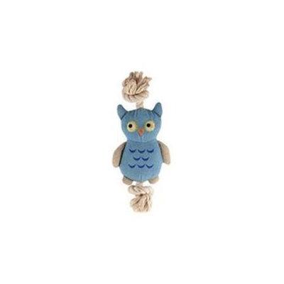 Simply Fido Basics Joe Owl Rope Toy