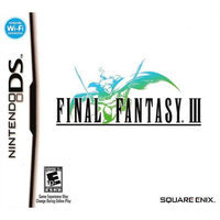 Square Enix Llc Final Fantasy III - PRE-OWNED - Nintendo DS