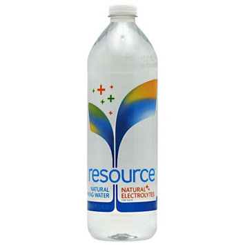 1st Step For Energy Nestlé Resource Natural Bottled Spring Water