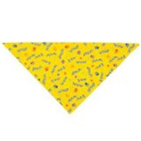 Top Performance Fashion Bandanna Dog Apparel Color: Woof Bow Wow