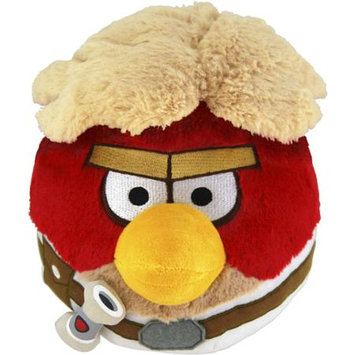 Commonwealth Toy Angry Birds Star Wars: 5 Luke Skywalker Limited Edition Plush Toy