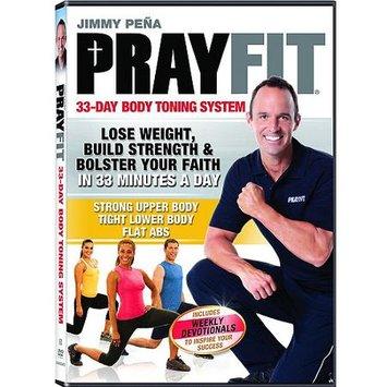 Jimmy Pena: Prayfit - 33-Day Body Toning System