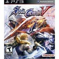 Soul Calibur V Playstation3 Game NAMCO BANDAI Games