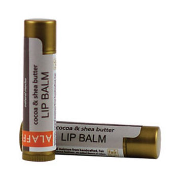 Alaffia Cocoa & Shea Butter Lip Balm