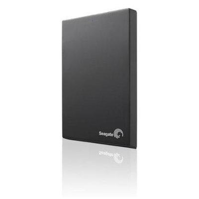 Seagate Expansion 1TB USB 3.0 Portable Hard Drive - Black.