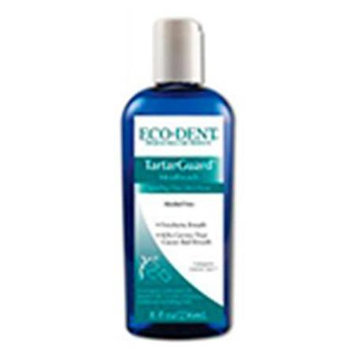 Ecodent Frontier Natural Products 228630 Mouthwashes TartarGuard 8 fl. oz.