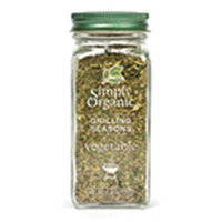 Frontier Natural Foods Frontier Natural Products 15723 Simply Organic Grilling Seasoning Vegetable