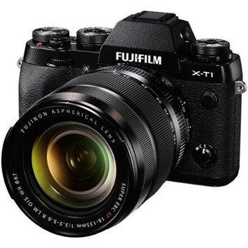 Fujifilm X-T1 Weather Resistant Digital Camera & 18-135mm XF Lens