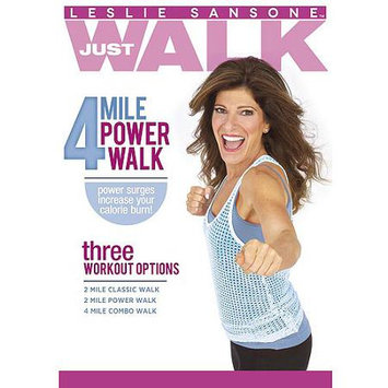 Tcfhe/anchor Bay/starz Leslie Sansone: Just Walk - 4 Mile Power Walk
