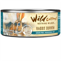 Best Friend Products Corp Wild Calling Rabbit Burrow Can Cat Food 24 Pack