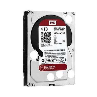 Western Digital WD Red Pro 5TB SATA 6GB/s 128MB Cache Internal 8,9cm 3,5Zoll 24x7 7200rpm optimized fur SOHO NAS sys