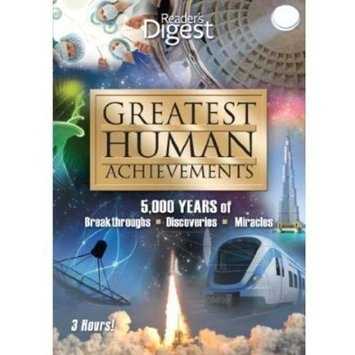 Greatest Human Achievements (dvd)