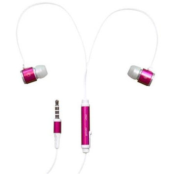 Rnd Accessories RND Noise Reducing Ear Buds with built-in microphone (pink)