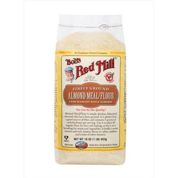 Bob's Red Mill FLOUR, ALMOND MEAL, (Pack of 4)
