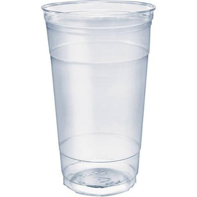 Solo Inc Solo Cup Company TC32 Ultra Clear Pete Cold Cups, 32 Oz, Clear, 300/carton
